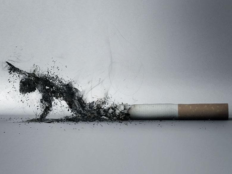 تاثیر سیگار در بیماری سرطان