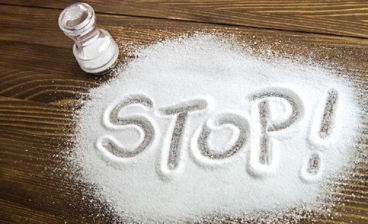 نمک و فشارخون
