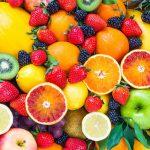 مزاج میوه ها