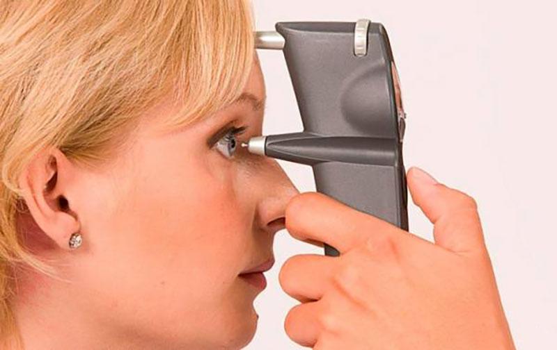 بر آمدن چشم و فشار خون چشم (موسوی)