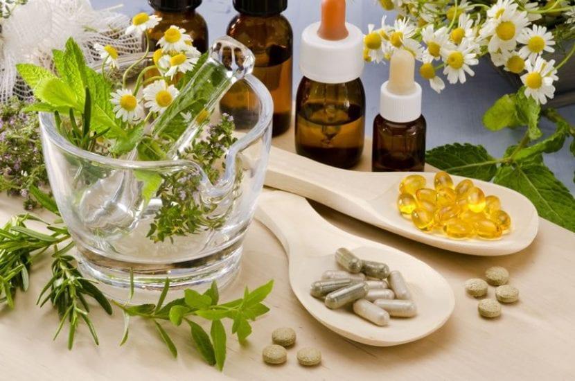 درمان طب گیاهی