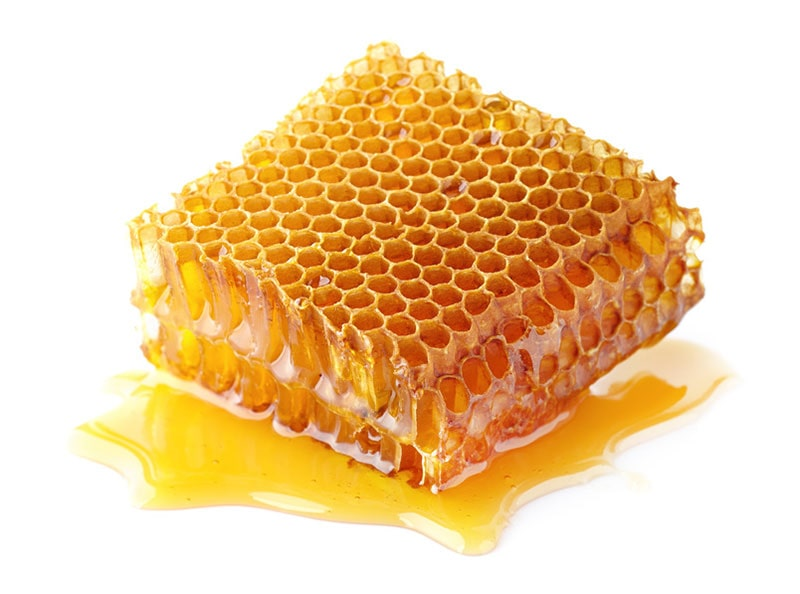 تولید عسل شان (عسل موم دار)