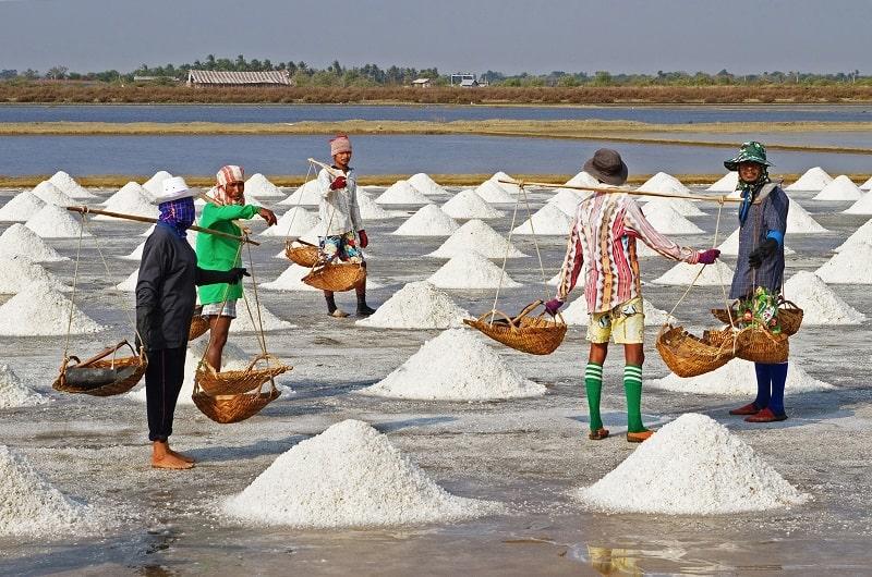 نمک دریای ایتالیا