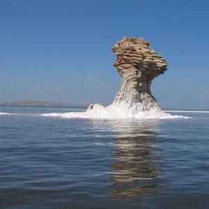 آب دریاچه ارومیه