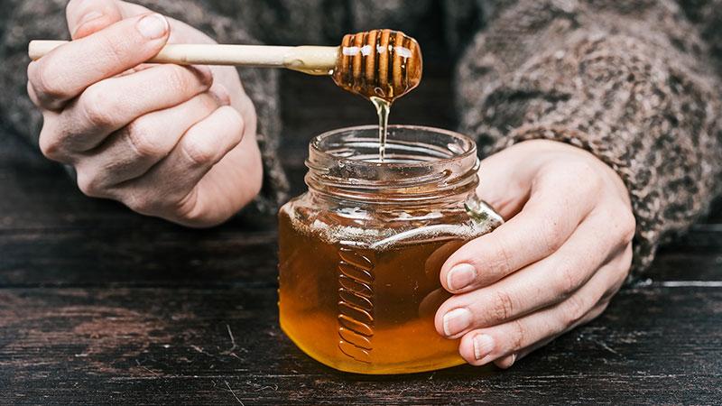 شکرک زدن (دانه دانه شدن یا بلور سازی) عسل