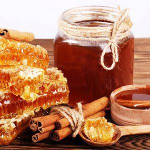 درمان بیماری با عسل