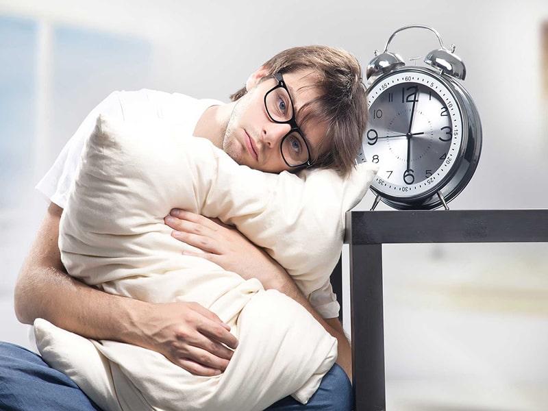 درمان بیماری ها در طب سنتی ، خواب آلودگی
