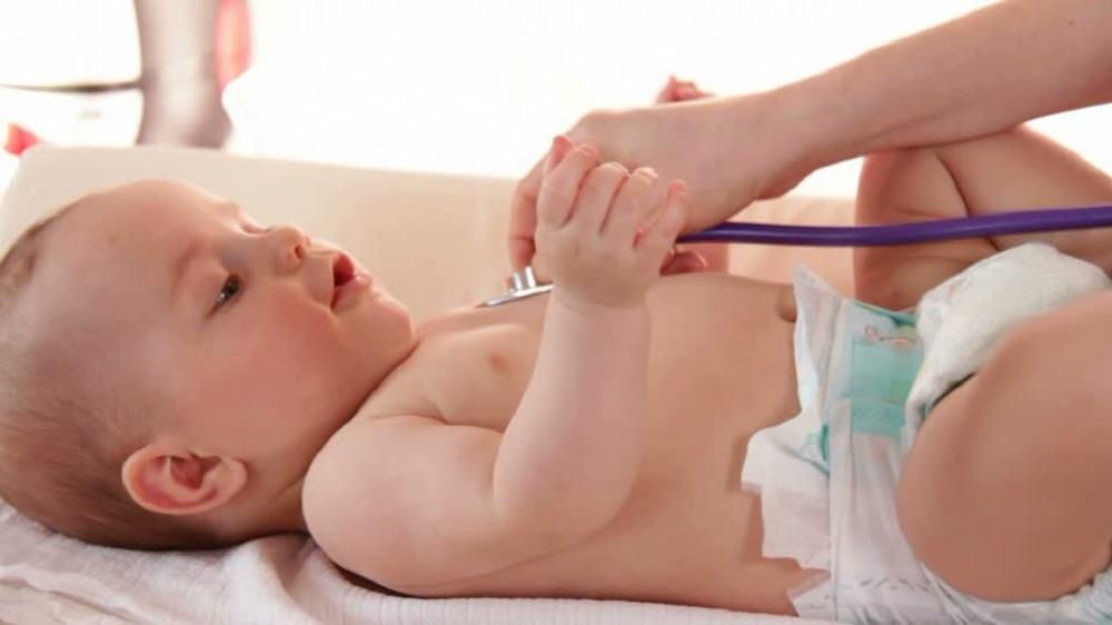 درمان بیماری نوزادان و کودکان