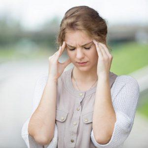 درمان سنگینی سر