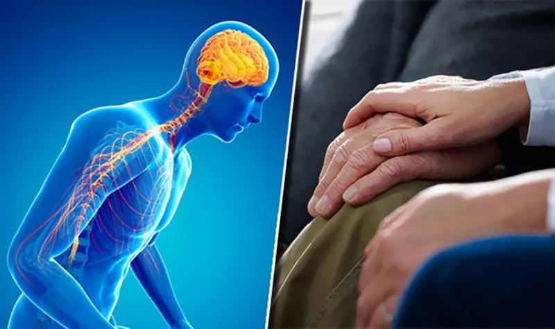 درمان انواع فلج و پارکینسون: پارکینسون (فلج تحرکی یا رعشه) (خدادادی)