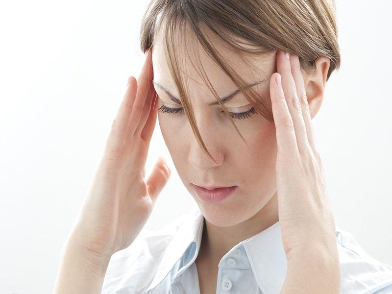 درمان بیماری ها در طب سنتی ، سردرد
