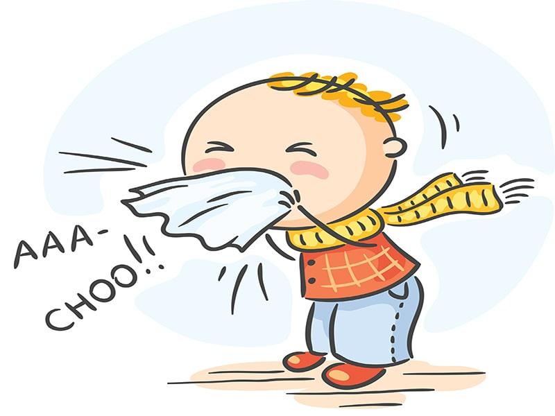 درمان انواع بیماریها در طب سنتی ، سرماخوردگی