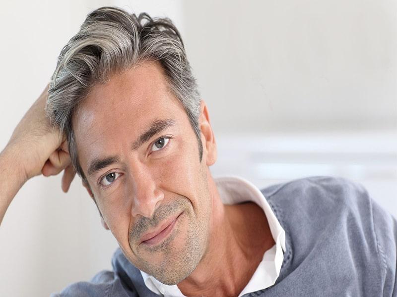 درمان انواع بیماریها در طب سنتی ، سیاه کردن مو