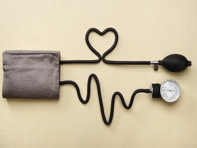 فشار خون گرم
