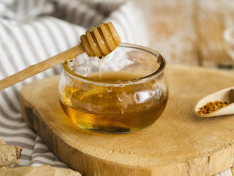 مصرف عسل جهت رفع صدای شکم