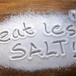 محدودیت مصرف نمک