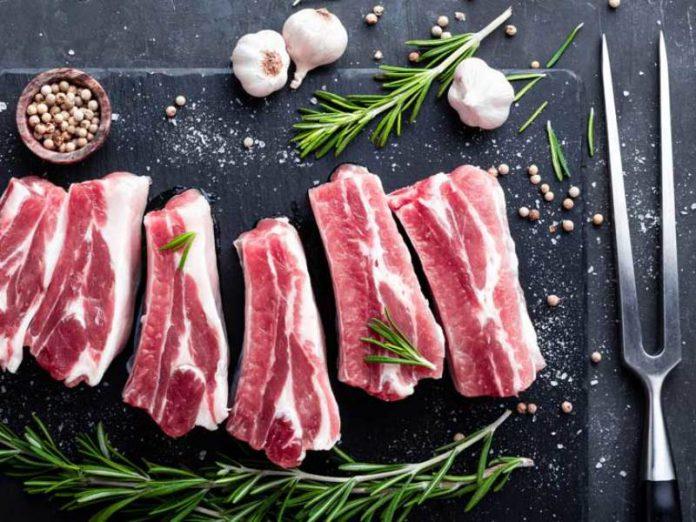 افراط در خوردن گوشت