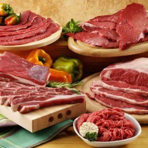 انواع گوشت