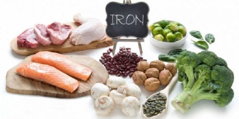 انواع آهن