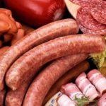 گوشت فرایندشده