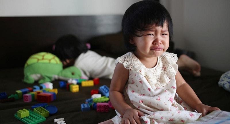 مشکلات شبانگاهی کودک -5