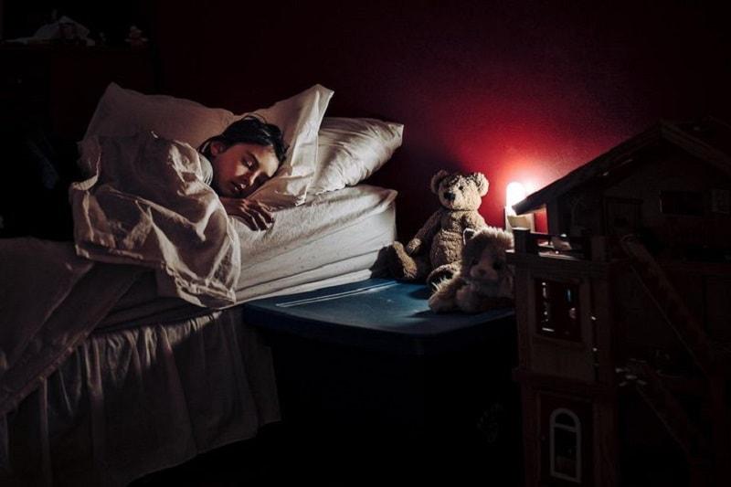 ترس کودکان از تاریکی 2
