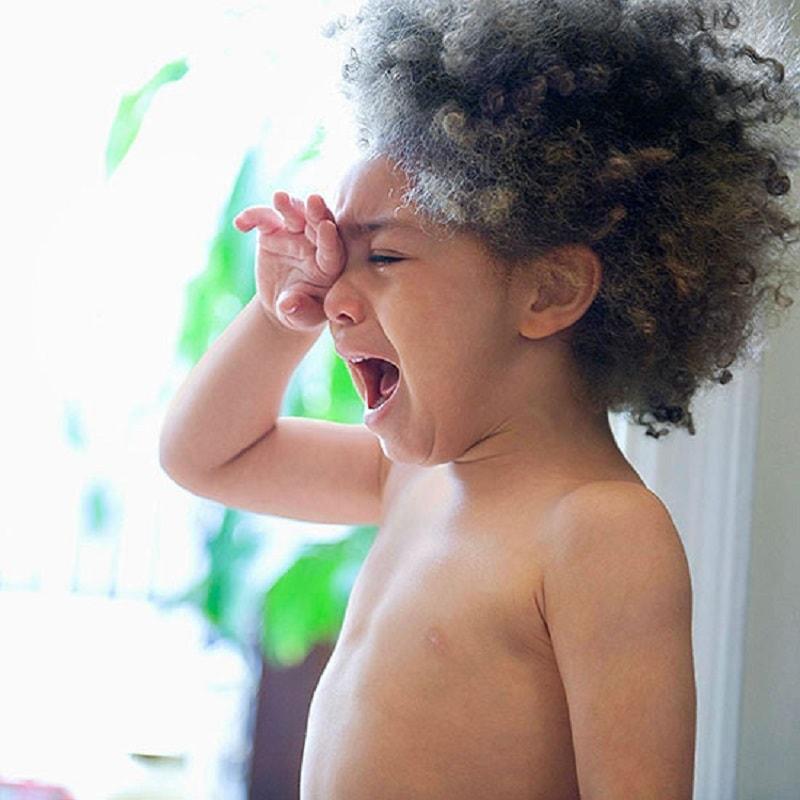 ابتدایی ترین مشکلات دوران کودکی-1