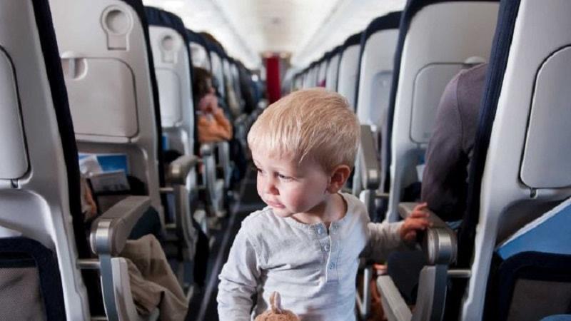 ترس کودکان از سوار شدن به اتومبیل یا هواپیما