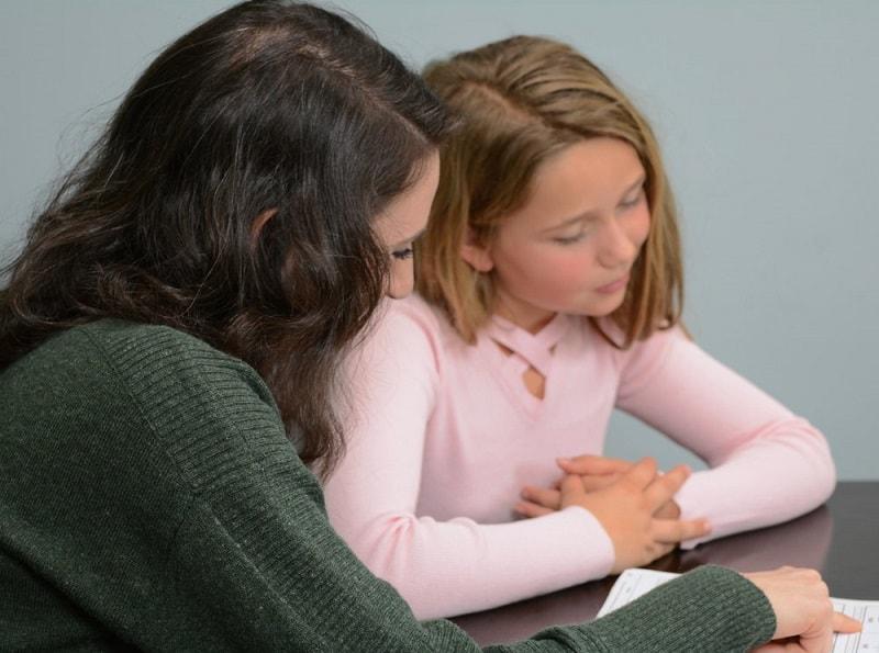 مشکلات مدارس و تحصیل کودکان: برای تغییر رفتار کودک-2