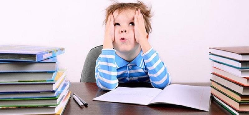 مشکلات مدرسه و تحصیل بچه ها