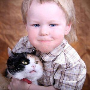 حیوان آزاری در کودکان