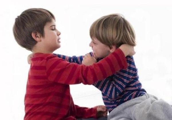 اختلاف بین خواهر و برادرها-2