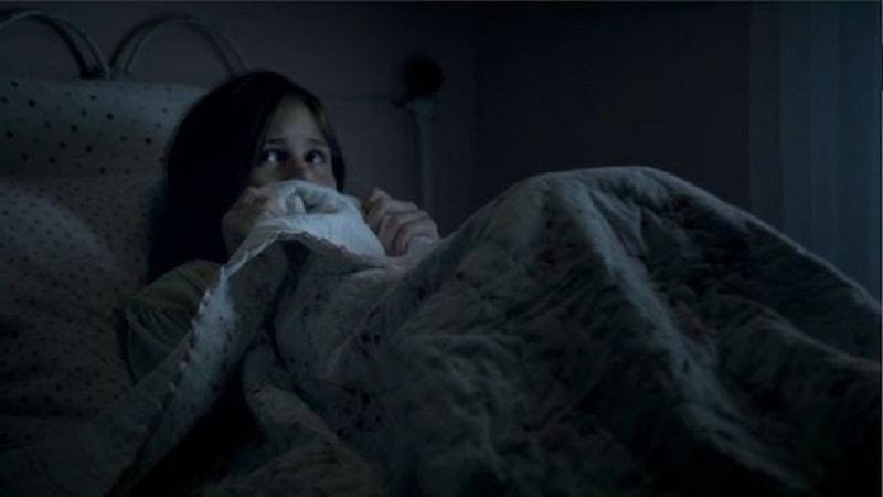 ترس کودکان از تاریکی 1