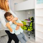 کج خلقی و رفتارهای منفی کودک