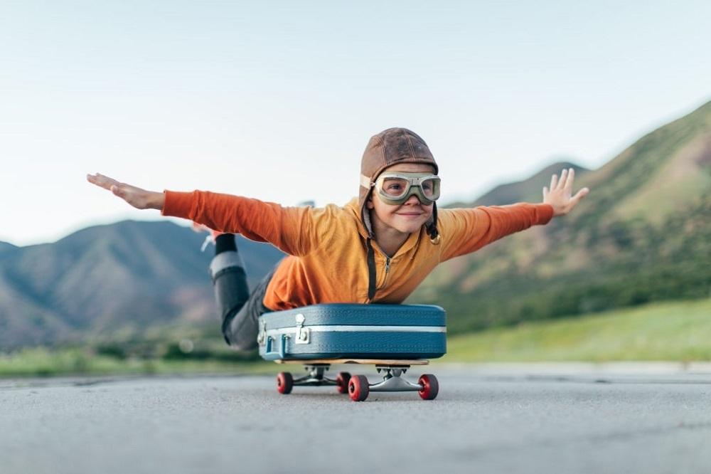 ترس کودکان از اتومبیل یا هواپیما