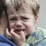 ترس کودکان از مرگ یا مردن