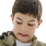 ترس کودکاناز حشرات