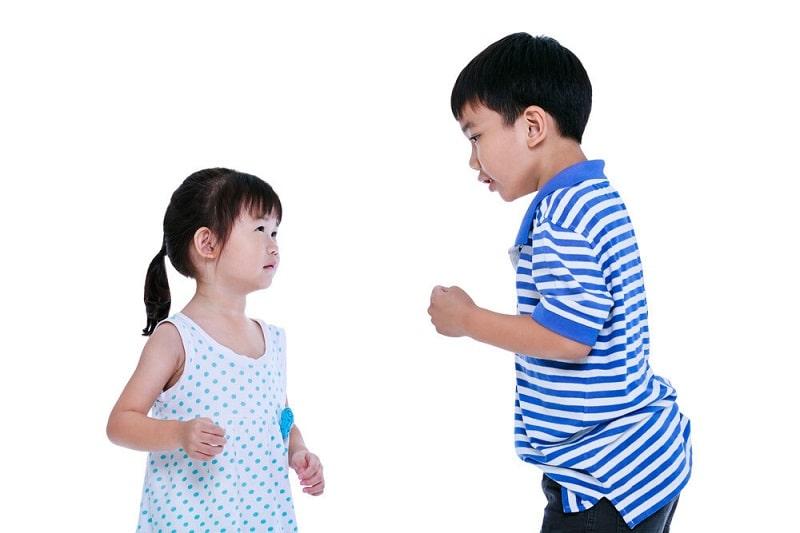 اختلاف بین خواهر و برادرها