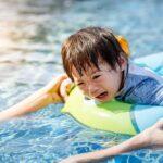ترس کودکان از آب