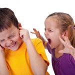 کج خلقی و رفتارهای بد کودک