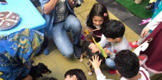 شکنجه و آزار حیوانات در کودکان