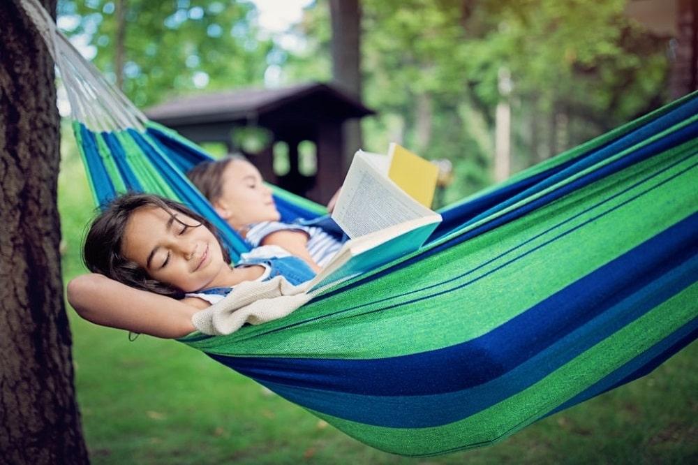 ترس کودکان از خوابیدن در بیرون از خانه