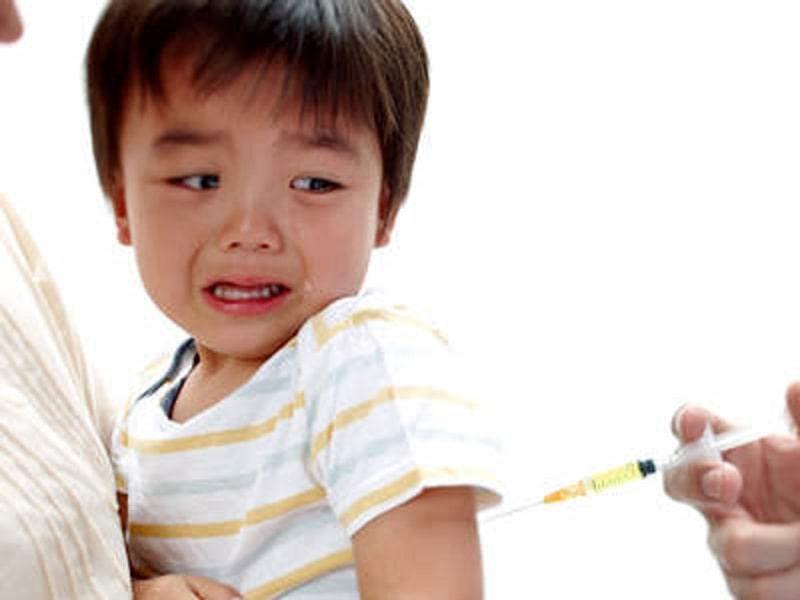 ترس کودکان از آمپول و خون-1