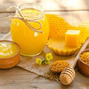 فرآورده های زنبور عسل