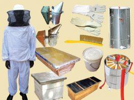 تجهیزات زنبورداری