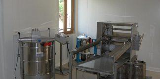 کارخانه استخراج عسل