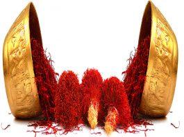 تاریخچه زعفران در جهان