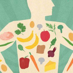 مواد معدنی موجود در بدن