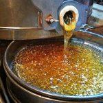 صاف کردن عسل
