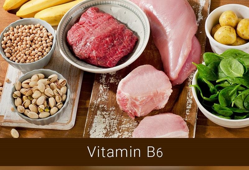 ویتامین ب۶